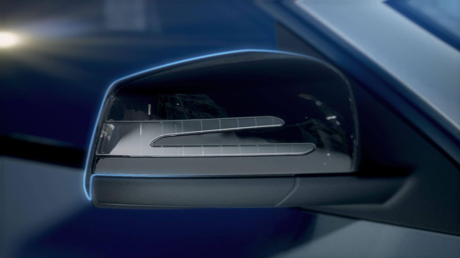 Das moderne Zubehör der Mercedes-Benz A-Klasse wird in dem von Polychrom produzierten Webclip präsentiert.