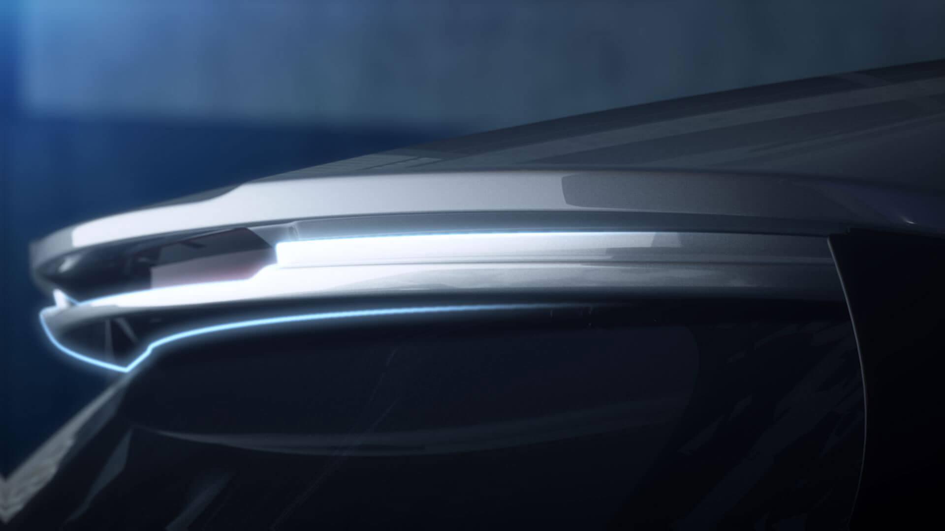 Der 3D-computeranimierte Clip macht das Zubehör von Mercedes Benz erlebbar.