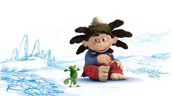 Das 3D Animation Feature König Gugubo ist eine von uns produzierte Serie für Kinder.