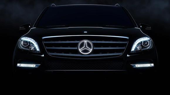 In dem 3D Animation Commercial Motion Design Webclip von uns wurde Mercedes Benz ins Licht gestellt.
