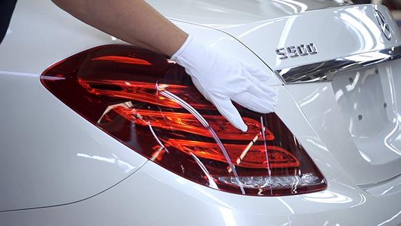 Der Imagefilm über die Produktion im Mercedes Benz Werk in Sindelfingen wurde von uns erstellt und produziert.