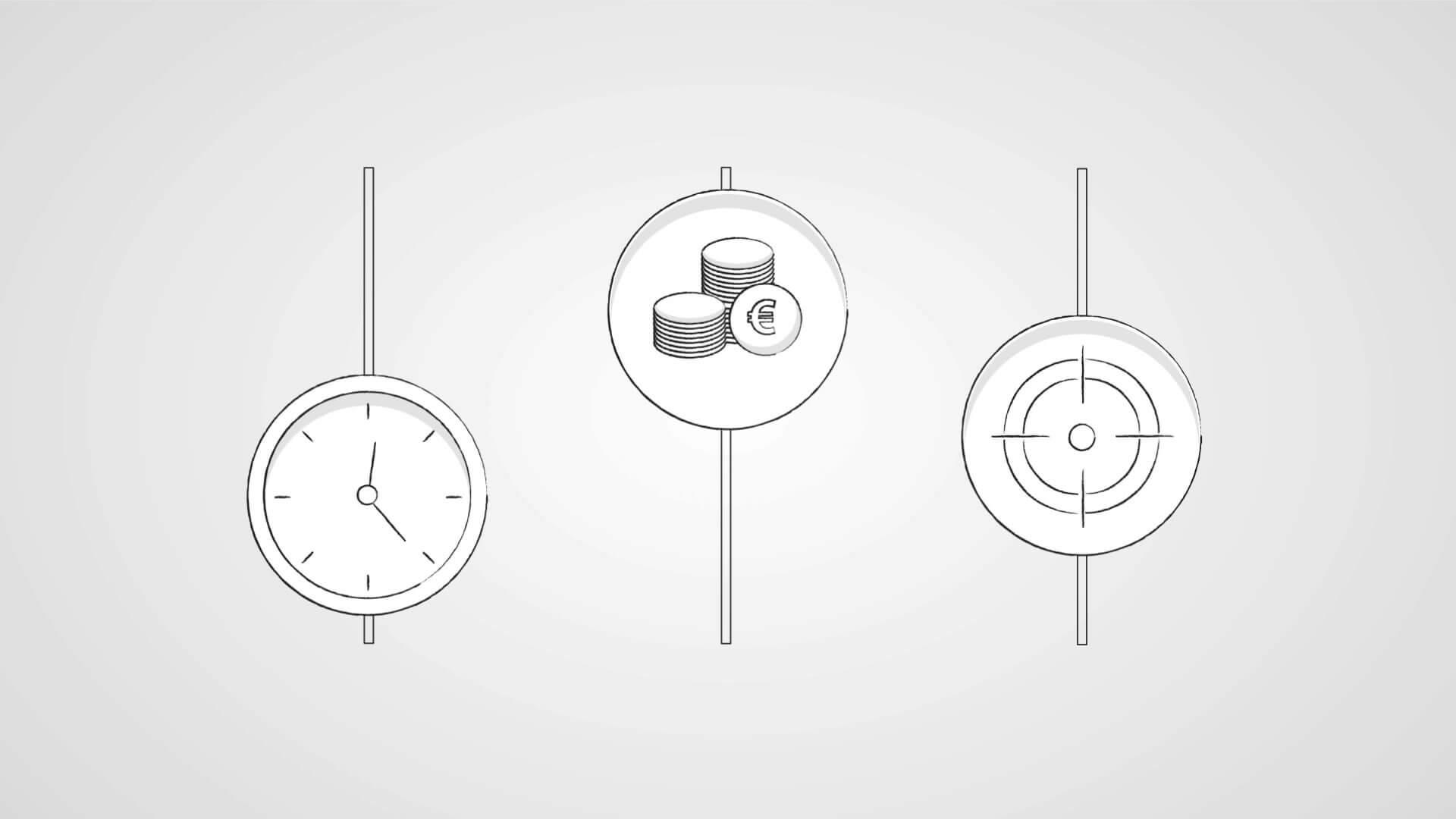 Wir erstellen Ihr maßgeschneidertes Erklärvideo für Marketing, Vertrieb oder Ihre betriebsinterne Kommunikation.