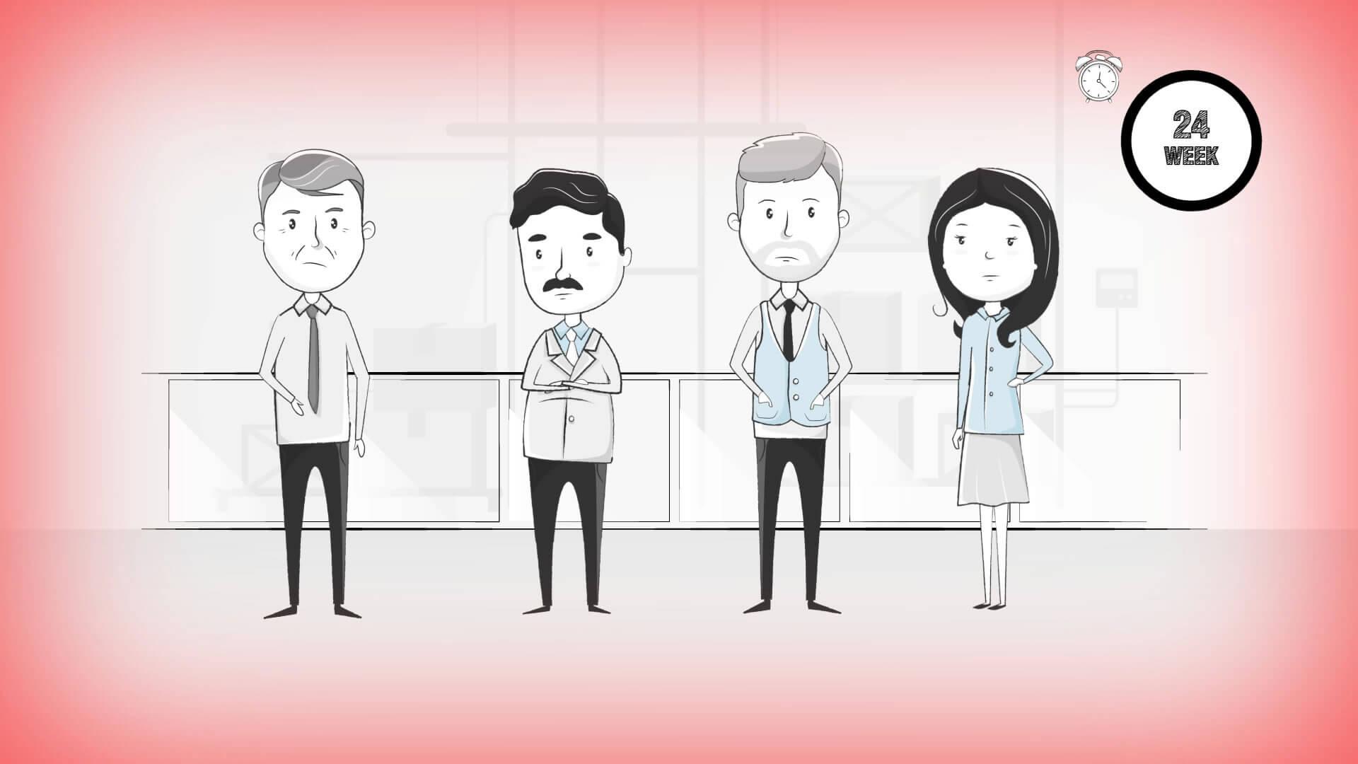 Mit hochwertigen Motion Graphics erstellt unser Team der Filmproduktion wirkungsvolle Erklärvideos.