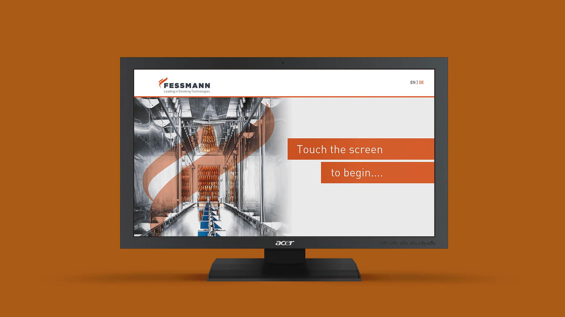 Fessmann – Multi-Plattform Sales App
